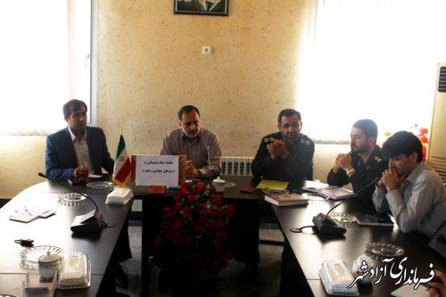 آموزش سبک زندگی ایرانی اسلامی در اردوهای جهادی مورد تاکید قرار گیرد