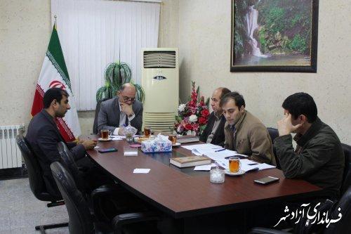 اجرای طرح ملی آبرسانی شهرستان آزادشهر، با کیفیت مطلوب و هر چه سریعتر به اتمام برسد