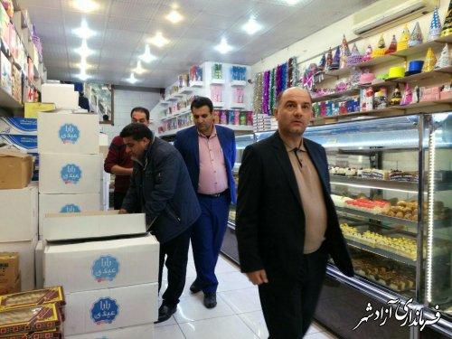 فرماندار آزادشهر: در مسئله سلامت مردم با هیچکس مماشات نخواهیم کرد