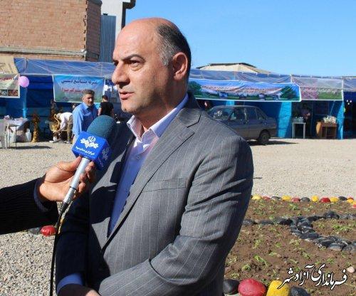 بیش از 47هزار نفر از جاذبه های گردشگری شهرستان آزادشهر بازدید کردند