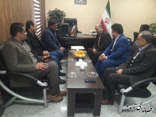 فرماندار شهرستان آزادشهر : رسالت سازمان تامین اجتماعی ایجاد شرایط پایدار و ارائه خدمات مطلوب به بیمه شدگان باشد