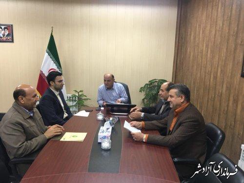 فرماندار شهرستان آزادشهر : چاههای غیرمجاز آزادشهر پلمب میشوند