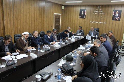 فرماندار آزادشهر: ارتقای شاخص های فرهنگی ، اجتماعی ، دینی واعتقادی در بین نسل جوان در کاهش آسیب های اجتماعی در جامعه موثر خواهد بود .