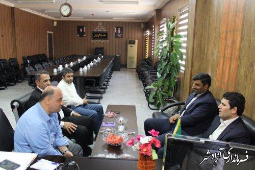 به زودی پایگاه اورژانس اجتماعی در شهرستان آزادشهر افتتاح خواهد شد