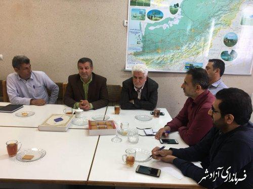 مشکلات گازرسانی به دو روستای تیل آباد و خوش ییلاق مرتفع خواهد شد