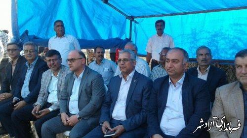 جشنواره فرهنگی و ورزشی در روستای سیدآباد شهرستان آزادشهر برگزار شد