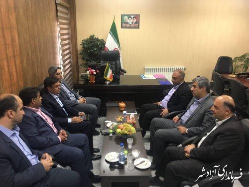 دعوت از سرمایه گذار حوزه انرژی هسته ای در ارتباط با سرمایه گذاری سایت پرتودهی گاما در شهرستان آزادشهر