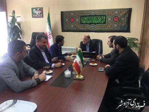 کشتارگاه صنعتی تمام اتوماتیک در شهرستان آزادشهر راه اندازی خواهد شد