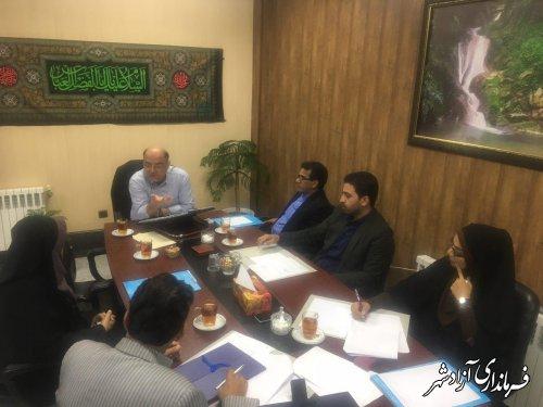 فرماندار آزادشهر: انجمن مفاخر فرهنگی و هنری شهرستان آزادشهر تشکیل می شود