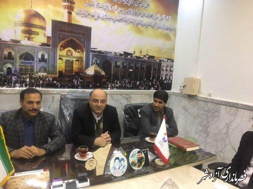 مشکلات و نیازمندی های مدرسه استثنایی امید شهرستان آزادشهر بررسی شد