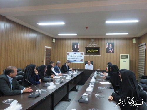 پیست موتورسواری در روستای نظرچاقلی شهرستان آزادشهر احداث خواهد شد