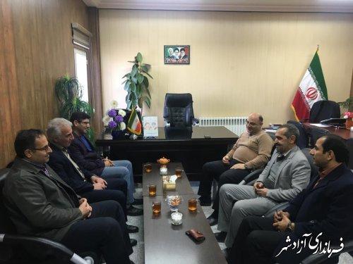 ایستگاه هواشناسی در شهرستان آزادشهر راه اندازی خواهد شد