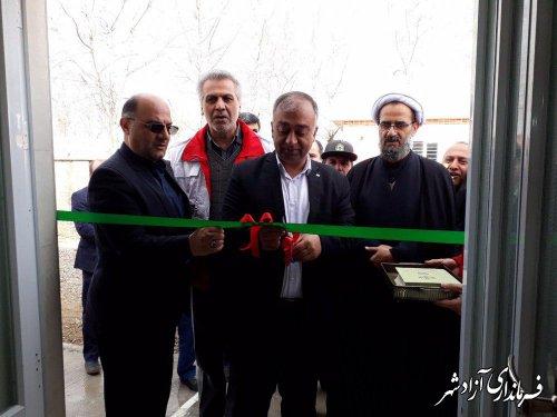 دومین بانک امانات تجهیزات پزشکی استان در شهرستان آزادشهر افتتاح شد
