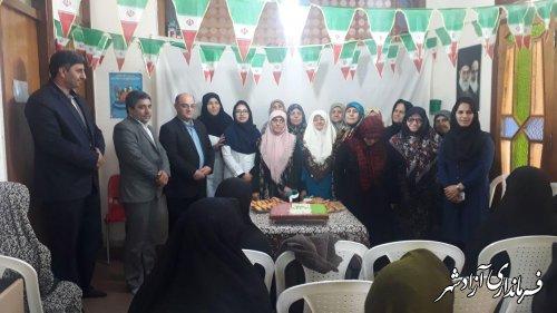 بازدید فرماندار شهرستان آزادشهر از مرکز نگهداری سالمندان همدلان