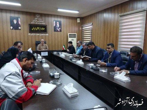 15 اسفند جشن نیکوکاری در شهرستان آزادشهر برگزار می شود