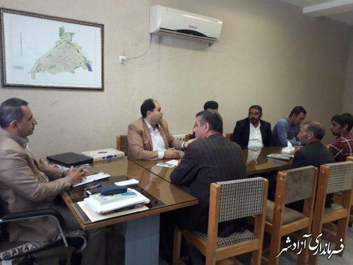 شهرستان آزادشهر رتبه اول مرمت و بازسازی منازل آسیب دیده از سیلاب و رانش اخیر را دارد