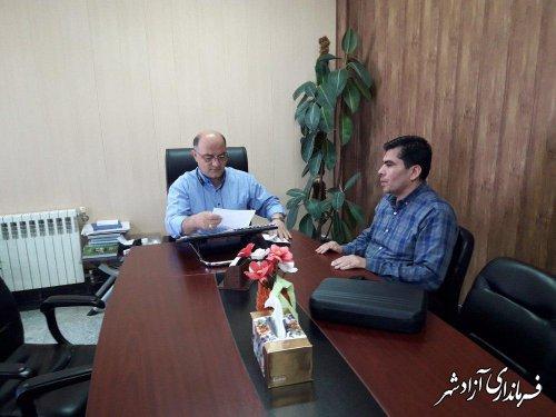 نسخه نویسی الکترونیک در شهرستان آزادشهر اجرایی می شود