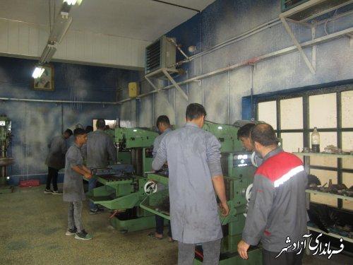 درشش ماهه اول سال 98 بیش از 1600 نفر در کارگاههای مختلف روستایی وشهری مرکز آموزش فنی وحرفه ای آزادشهر آموزش دیده اند.