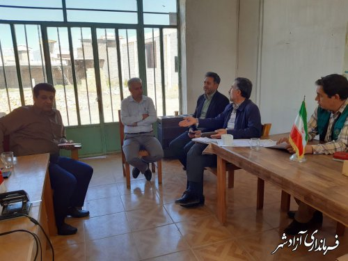 اجرای طرح اصلاح نژاد دام سبک توسط جهادکشاورزی شهرستان
