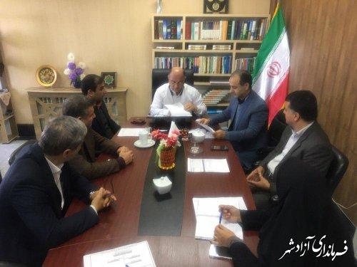 برگزاری انتخابات مجلس شورای اسلامی مهمترین اولویت مجموعه فرمانداری تا پایان سال جاری می باشد