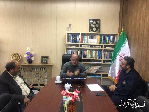 مشکلات و نیازمندی معدن زمستان یورت شهرستان آزادشهر بررسی و پیگیری شد