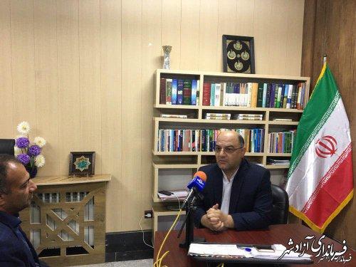 هیات اجرایی بخش چشمه ساران شهرستان آزادشهر تشکیل شد