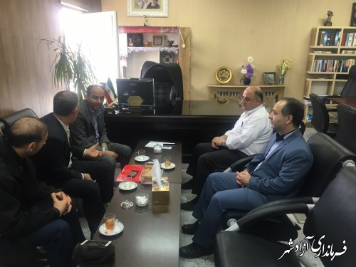 سایت بازیافت آزادشهر با حمایت مسئولان ارشد استانی احیا و اصلاح خواهد شد