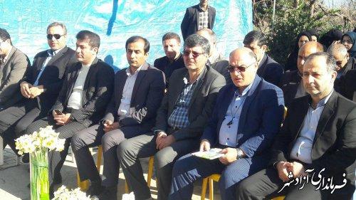 اولین جشنواره گل نرگس استان گلستان در شهرستان آزادشهر برگزار شد