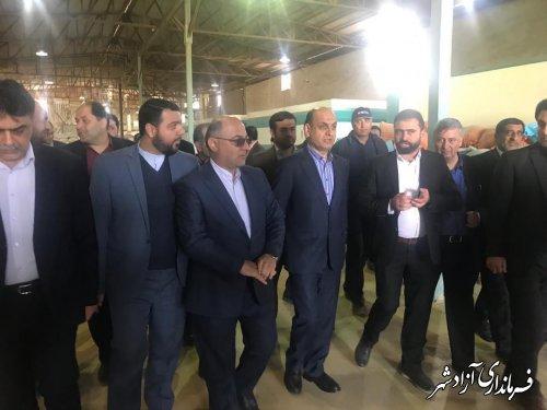 افتتاح فاز دوم کارخانه شالیکوبی طارم وطن گلستان با اعتبار 12 میلیارد تومان