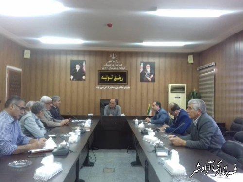 همه عوامل اجرایی، نظارت و بازرسی انتخابات در شعب اخذ رای آزادشهر مشخص شده اند