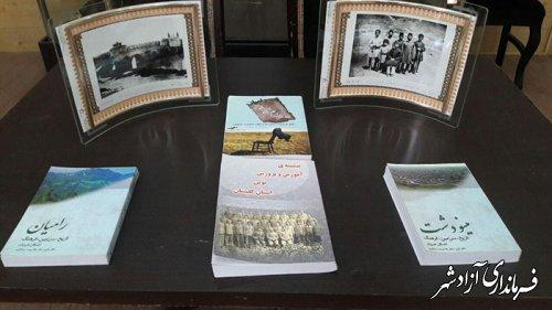 برگزاری نمایشگاه تاریخ، تمدن و فرهنگ به روایت تصویر در موزه مردم شناسی شهرستان آزادشهر