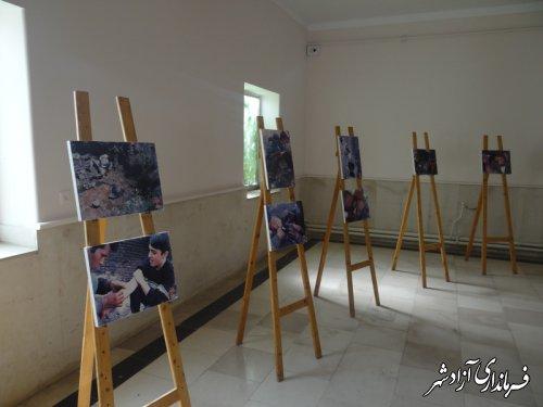 برپایی نمایشگاه عکس به مناسبت روز جهانی مبارزه با مواد مخدر
