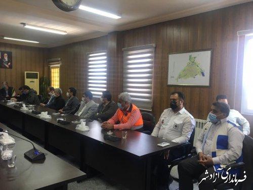 امکانات و تجهیزات سه شهرداری گرگان و گنبد و علی آباد برای کمک رسانی به شهرستان آزادشهر اعزام می شوند