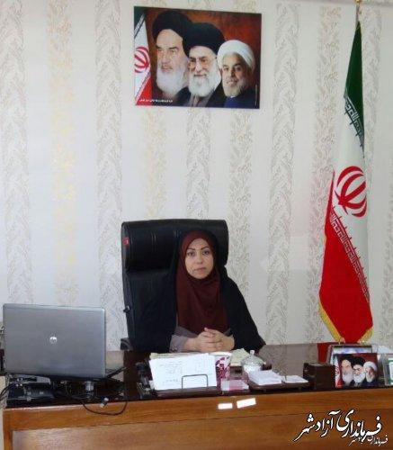 پیام تبریک رییس اداره فرهنگ و ارشاد اسلامی شهرستان آزادشهر به مناسبت روز خبرنگار