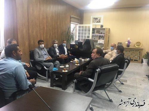 شهرستان آزادشهر آماده میزبانی مسابقات ورزشی در سطح ملی و استانی می باشد