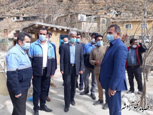 روستای فارسیان استعداد بالایی برای گردشگری دارد