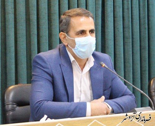 آزادشهر در وضعیت نارنجی کرونایی قرار گرفته است/خودروهای غیر بومی از شهرستان خارج شوند