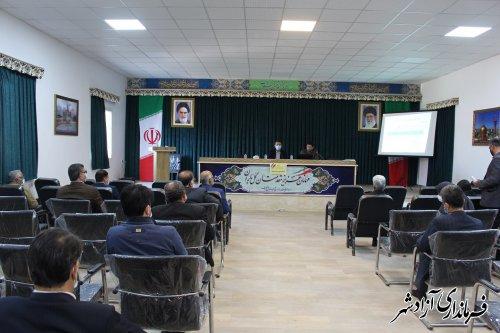 شهرستان آزادشهر در زمینه کشاورزی و دامداری دارای ظرفیت های بالایی است