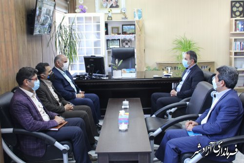 ایستگاه هواشناسی در شهرستان آزادشهر راه اندازی میشود