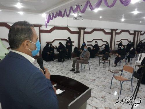 1600 دانش آموز رای اولی آزادشهر در انتخابات ۱۴۰۰ شرکت می کنند