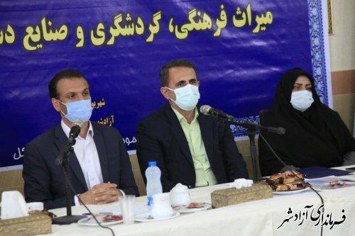 سیل و شیوع کرونا نتوانسته اقدامات توسعهای ادارهکل میراثفرهنگی را در استان متوقف کند