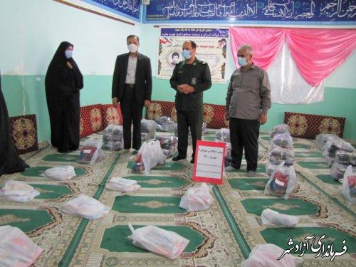 پویش همکلاسی مهربان ۲ در شهرستان آزادشهر برگزار شد