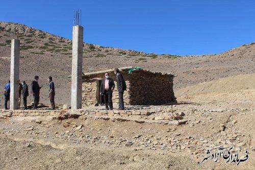 جلسه بررسی مسائل و مشکلات امامزاده های شهرستان آزادشهر برگزار شد